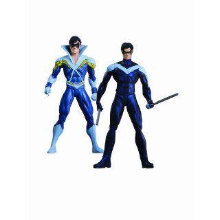 DC Universe Batman Legacy Arkham Asylum Nightwing: