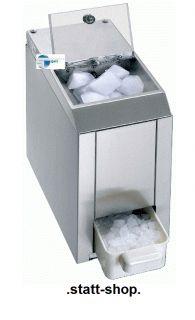 Neumärker Ice Crusher Crush Ice Eiswürfel 230 V 173x385x400 mm NEU