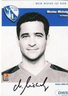 Nicolas Michaty VFL Bochum 2006 07 TOP AK +A 165