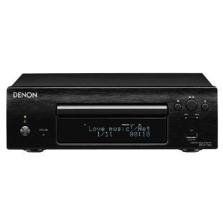 Denon DCD F109 Kompakt CD Player (CD/MP3/WMA, Digitalausgang, USB