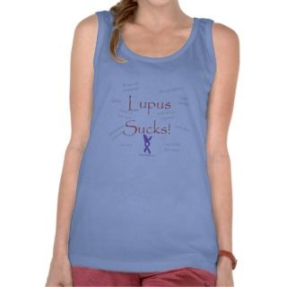 lupus_sucks tanktop