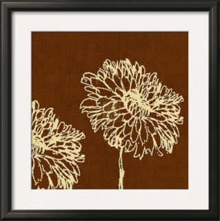 Chrysanthemum Square II Prints by Alice Buckingham