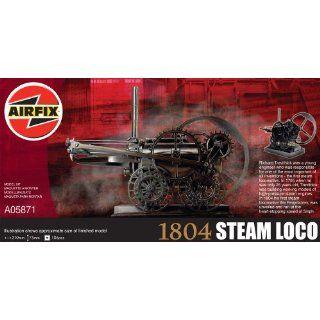 Airfix   1804 Steam Locomotive, 106 Teile Spielzeug
