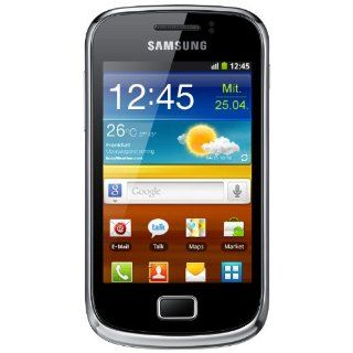 Samsung Galaxy mini 2 S6500 Smartphone 3,27 Zoll