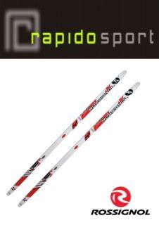 Rossignol Alias First AR Langlauf Ski Set 186cm NEU