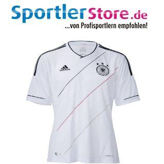 Adidas DFB Deutschland Heim Trikot EM 2012 Größe 128 176