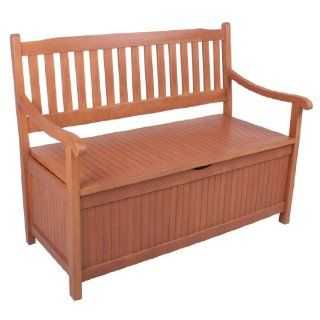 keter plastic garden bench box with storage from. Black Bedroom Furniture Sets. Home Design Ideas