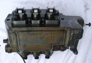 Einspritzpumpe ESP Deutz Diesel Motor F3L514 FL 514 Traktor Schlepper