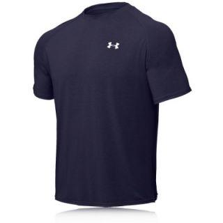 Under Armour Tech HeatGear Kurzarm T Shirt Herren Running Gym Tee