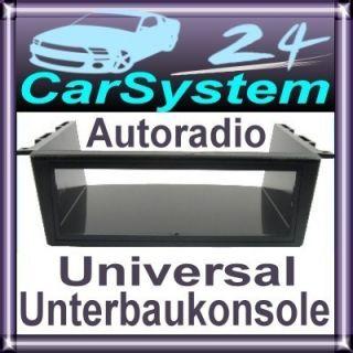 Universal Autoradio Radio Unterbaukonsole DIN #8 /199