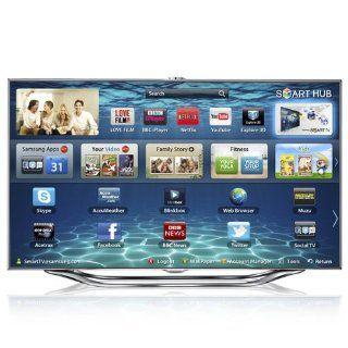 Samsung UE46ES8000 117 cm ( (46 Zoll Display),LCD Fernseher,800 Hz