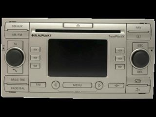 Radio Navigation Blaupunkt FORD TPEX Galaxy S Max MP3 7M2T 18K931 AC