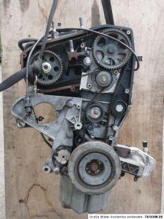 Fiat Doblo Multipla 1,9 JTD Motor _ 186A9000 _ mit Einspritzanlage