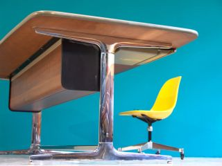 George Nelson Action Office   BIG DESK   Herman Miller / Vitra eames