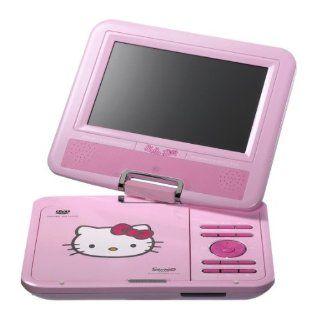 Hello Kitty Portable DVD 17,8 cm (7 Zoll) Audio & HiFi