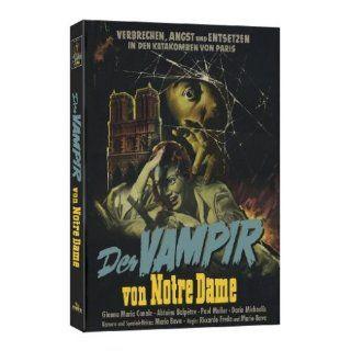 Der Vampir von Notre Dame [2 DVDs] Paul Muller, Gianna