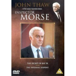 Inspector Morse   The Secret of Bay 5b / Infernal Serpent 2 DVDs UK