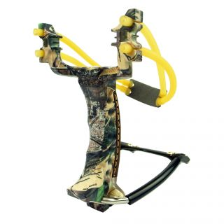Eagle of Sniper Slingshot Powerful Hunter Wrist Catapult+Clamp+4