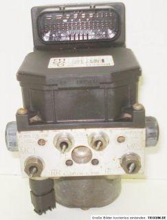Fiat Stilo 192 ABS ESP Hydraulikblock mit Steuergerät 46825714 Bosch