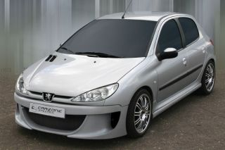 Carzone Specials Tuning Bodykit Peugeot 206