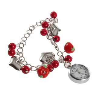 Beauty colors Ladies girl Jewelry Beads Flower Bracelet Retro Cuff
