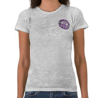 Fight Like A Girl Lupus 16.5 T Shirt