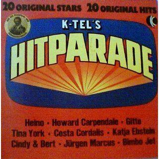 Tel`s Hitparade [Vinyl LP] K tel TG 123 Costa Cordalis