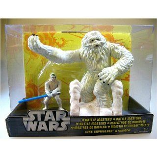 Hasbro Star Wars Figuren Luke Skywalker vs. Wampa