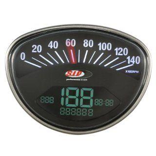Drehzahlmesser/Tacho SIP für Vespa 50 SS/90 SS/125/PV/ET3 /GTR/TS