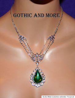 Halskette Gothic viktorianisch Steampunk victorian necklace choker