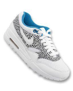 Nike WMNS AIR MAX 1 Trend Sneaker (319986 131) SELTEN weiß (weiß