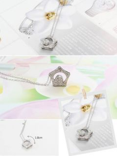 Korea Star Accessories Boys Over Flower Necklace (MADC219)