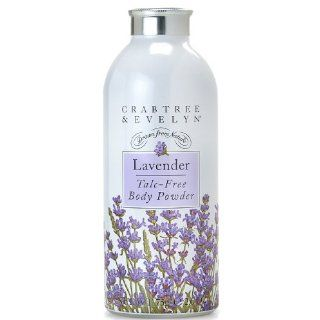 Crabtree & Evelyn Lavender Talc Free Body Powder 75g: