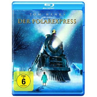 Der Polarexpress [Blu ray] Tom Hanks, Julene Renee, Peter