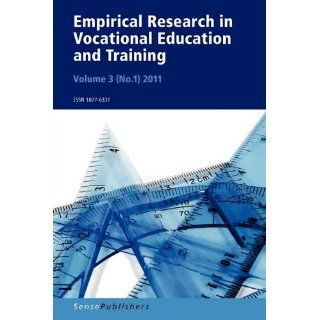Empirical Research in Vocational Education and Training, Vol. 3/1