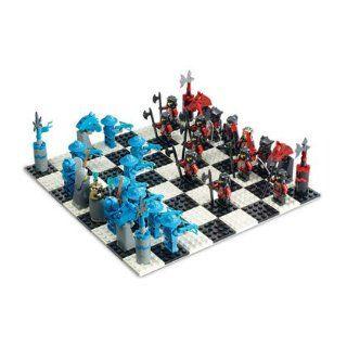 LEGO 678 KNIGHTS KINGDOM CHESS SET Spielzeug