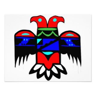 Native American Indian Art #014 Custom Invite