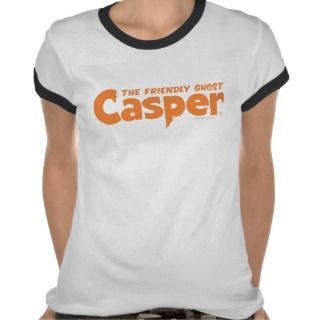 Casper Orange Logo 1 Shirt