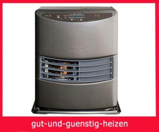 Sonderpreis!!! Petroleumofen Zibro SRE 227E, 3 KW, Eco Taste, Neuestes