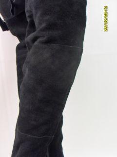 High Heels*Overknee*Überknie*Pumps*H&M*Stiefel*Boots*38*Vintage*Leder