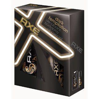 AXE Dark Temptation Geschenkset (Deo 150 ml, Showergel 250 ml)