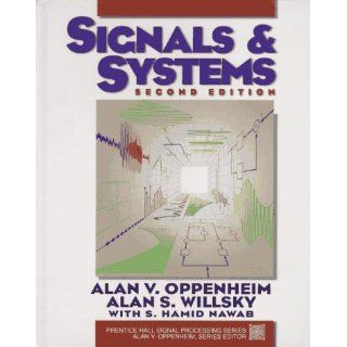 Signals and Systems (Prentice Hall Series in Signal Processing
