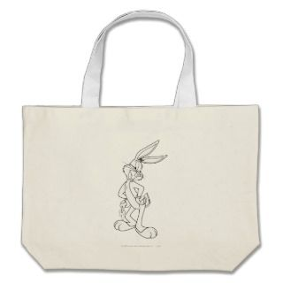 Bugs Bunny Sanding 4 Canvas Bag