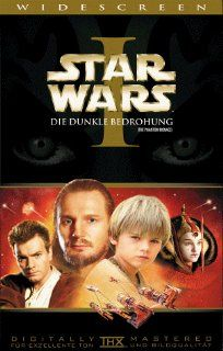 Star Wars Episode 1   Die dunkle Bedrohung (Widescreen) [VHS] Liam