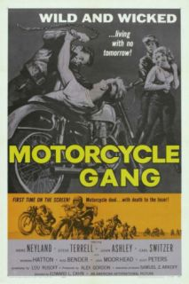 Motorcycle Gang Masterprint