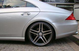 20 Zoll AMG Styling Alufelgen Felgen Mercedes S Klasse C E Cl CLS SL
