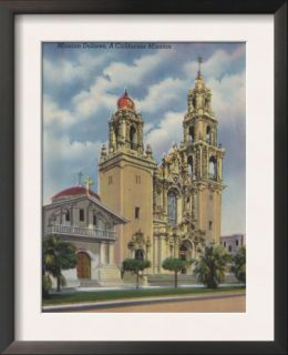 Mission Dolores, San Francisco, CA Mission   San Francisco, CA Posters