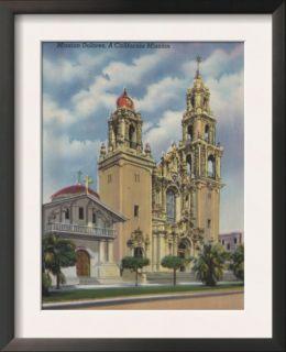 Mission Dolores, San Francisco, CA Mission   San Francisco, CA Posters