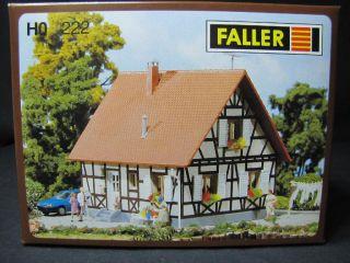 FALLER 222 Fachwerkhaus NEU&OVP H5 555