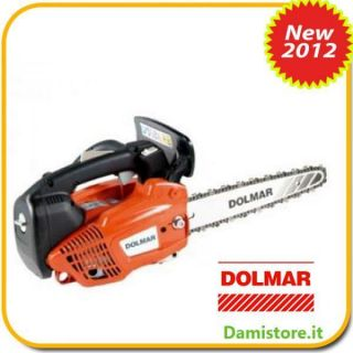 Pruning Chainsaw Carving Knife Dolmar PS 222 Professional Puta THC